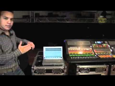 Tutorial en Español: Soundcraft Si Series -