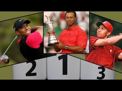 Tiger Woods wins 2011 Chevron World Challenge golf tournament