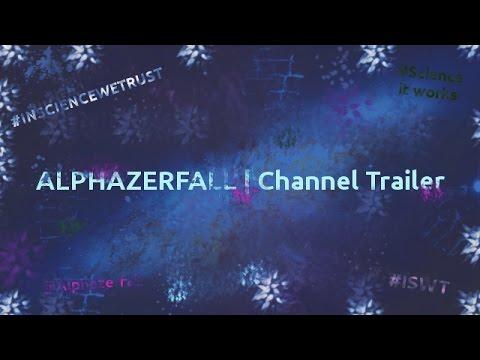 Kanaltrailer | Alphazerfall