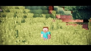Minecraft Cinematic - Eat Healthy? (Little Skit) | 60fps