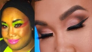 HOW TO BLEND EYESHADOW 101 | PatrickStarrr