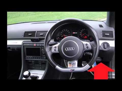 Audi A4 B7 Diagnostic Obd2 Port Location Video Youtube