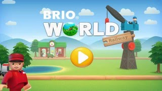 BRIO World - Railway App