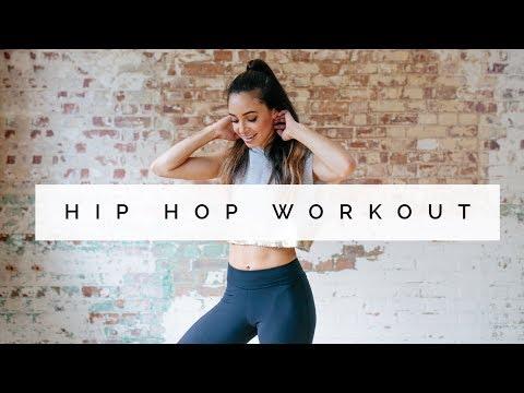 HIP HOP DANCE WORKOUT | BEGINNERS | Danielle Peazer