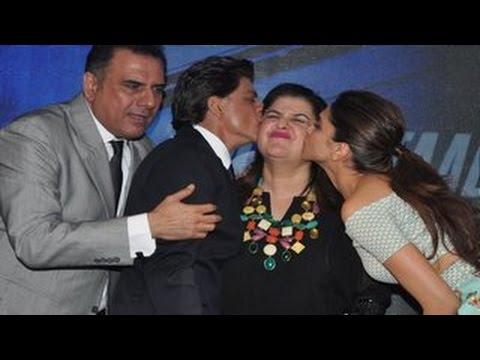 Sharabi Happy New Year SONG LAUNCH | Shahrukh Khan Deepika Padukone...