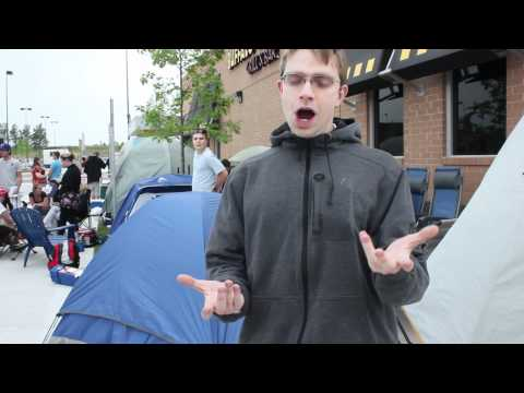 #BuffWild TEASER TRAILER (Barrie, ON Campout)
