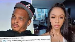 Why TI Slutted out Deyjah's Virginity and Why The Negro is CONFUSED and Nigga Avengers Challenged