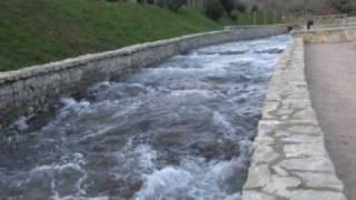 Onde o Rio Nabão nasce