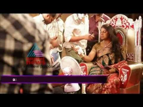Making Of Malayalam Movie mayamohini video