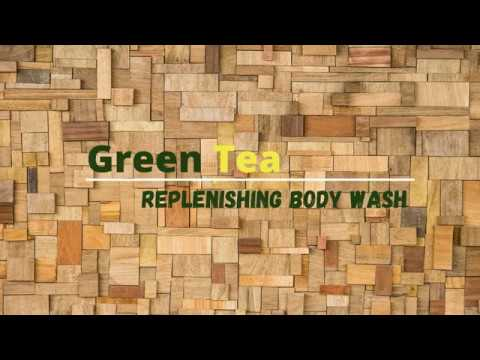 Best Green Tea Body Wash at lowest price in india | Parabens Free Formulation | La'Decus India