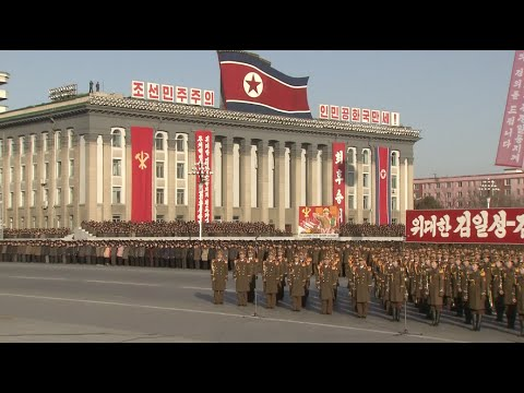 Hundreds of Thousands Gather in Pyongyang to Celebrate Nuclear Test Success