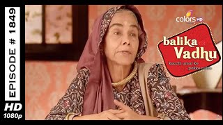 Balika Vadhu - 23rd March 2015 - ?????? ??? - Full Episode (HD)