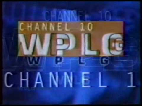 WPLG ABC Miami Morning News 1997