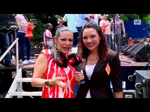 Mucha Noche: Made Entrevista La Chechi