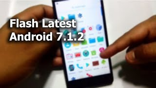 Flash RR ROM Android 7.1.2 | Lenovo K3 Note