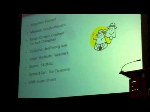 Az Marketing Technology Summit Aaron Kahlow On Social Media
