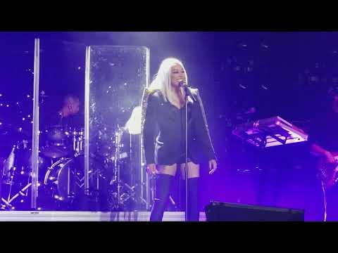 MONICA  For You I Will LIVE - (XSCAPE REUNION Tour) Norfolk 2017