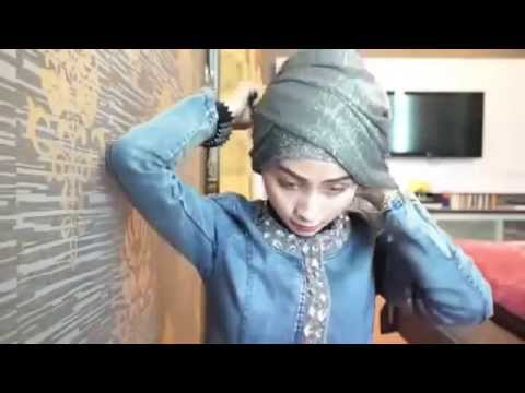 Gambar jilbab instan glitter
