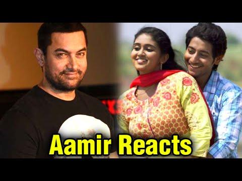 Aamir Khan Overwhelmed After Watching Sairat! Latest Marathi Movie 2016