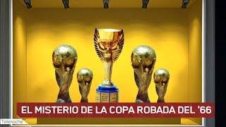 El misterio de la Copa del Mundo robada de 1966