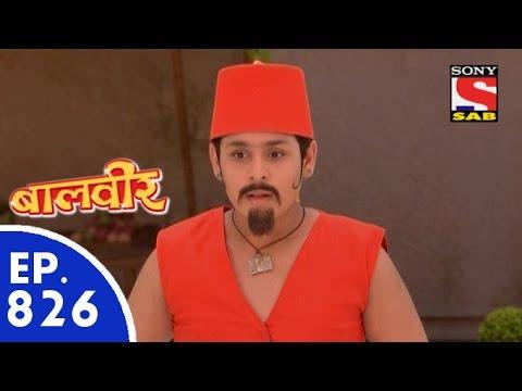 Baal Veer - बालवीर - Episode 826 - 14th October, 2015