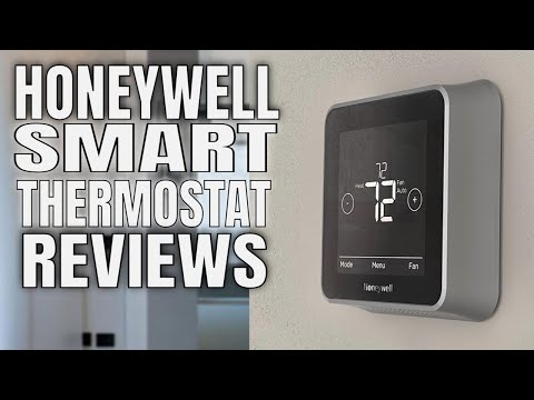 Smart Home Tech : Honeywell Lyric T5 Smart Thermostat Review