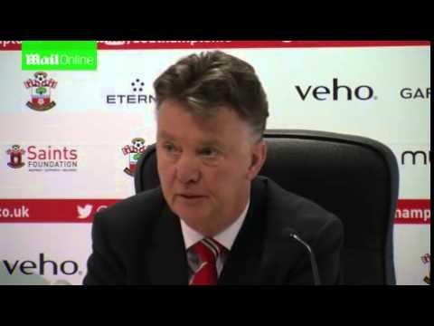 Louis van Gaal: Gary Neville should pay...