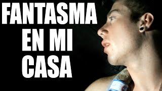 FANTASMA EN MI CASA   LUCAS CASTEL