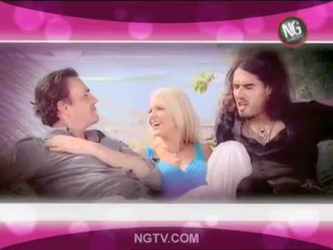 Sex Wars W  Carrie Keagan!!! Part 3 In Bed With Russell Brand And Jason Segel Uncensored video