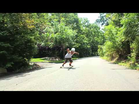 Longboarding: Chris and Noah River Runs