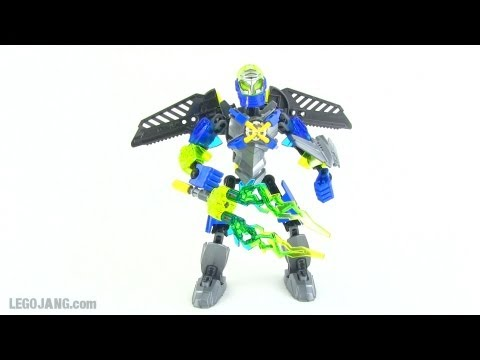 LEGO Hero Factory Surge review! Brain Attack wave 2