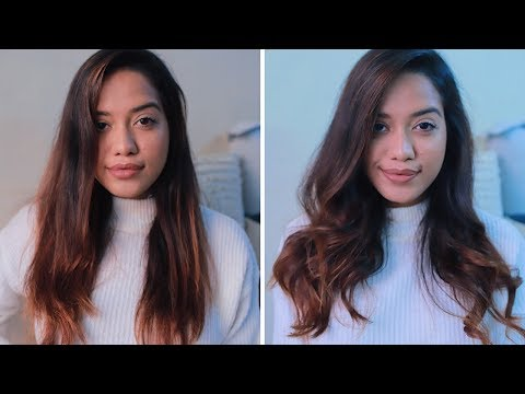 Easy Voluminous Waves | My everyday hairstyle lately!