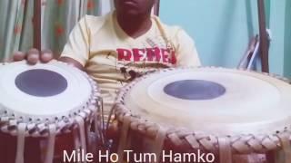 Mile ho tum humko tabla mix Neha Kakkar
