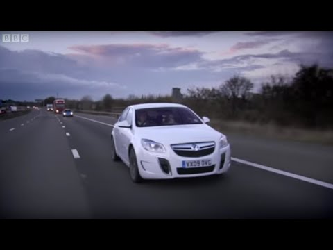Vauxhall VXR road test - Top Gear - BBC