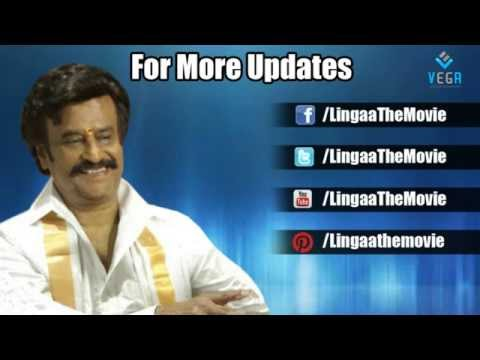 Rajinikanth's Lingaa Movie Muhurtham - Sonakshi Sinha, Anushka Shetty