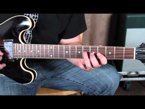 Guitar Lessons - Blues Rock - Solos - Scales Modes - Concepts Soloing Lesson Classic Rock