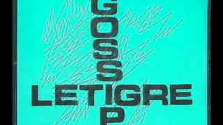 Watch Le Tigre Shred A video