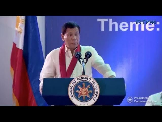 Duterte hits back at Aquino for criticism on drug war