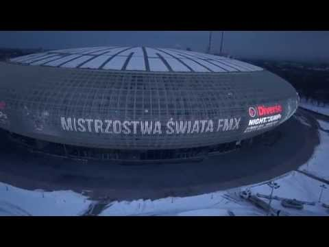 FMX World Championships - Diverse Night of the Jumps Cracow  2015 - Press Conference by Sportainment