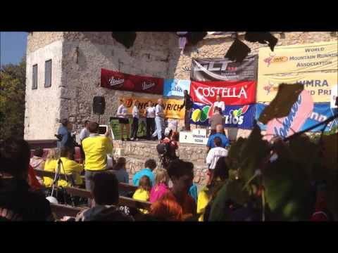 Smarna Gora 2012 - final WMRA Grand Prix race - corsa in montagna, Lubiana, Slovenia - 06/10/2012.