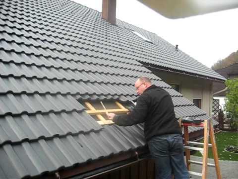 Dach frankfurter pfanne