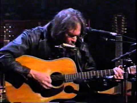 Neil Young - Old Laughing Lady