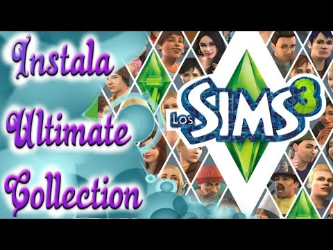Instala Los Sims 3  Ultimate Collection Para PC. Español. Gratis  (Re subido)