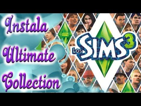 Instala Los Sims 3  Ultimate Collection Para PC, Español, Gratis  (Re subido)