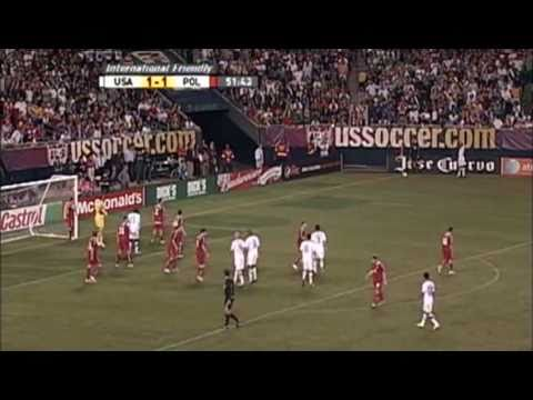 MNT vs. Poland: Oguchi Onyewu Goal - Oct. 9, 2010