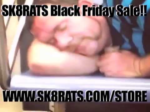 SK8RATS Black Friday Sale 2016