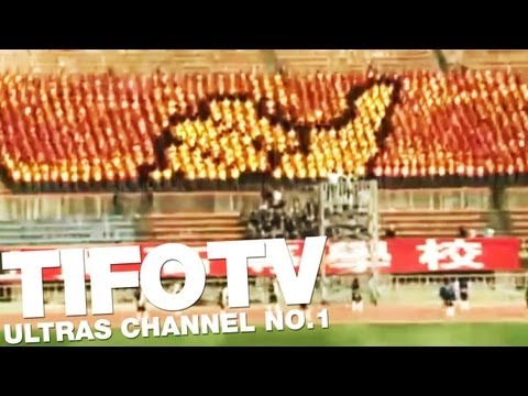 SOUTH KOREA SUPPORT. .. CHOREO 'HUMAN LCD' - Ultras Channel No.1