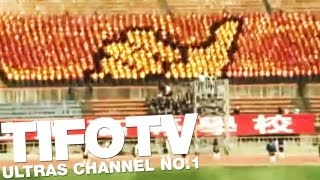 SOUTH KOREA SUPPORT - CHOREO 'HUMAN LCD' - Ultras Channel No.1