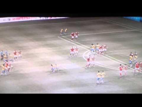 Dani Alves Goal