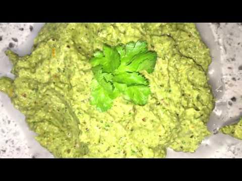 How to make coriander chutney | கொத்தமல்லி சட்னி செய்வது எப்படி | Roja'sKitchen